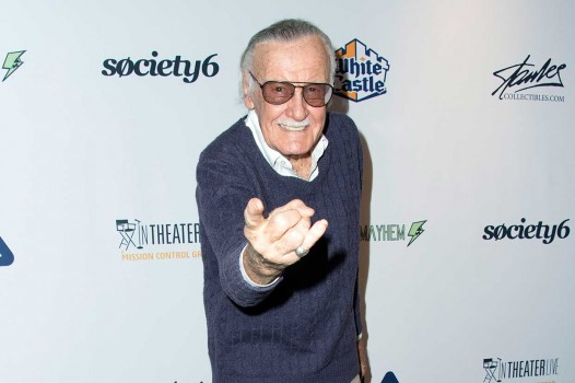 Stan Lee, Pencipta Superhero Marvel Tutup Usia