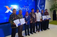 XL Axiata Resmikan Laboratorium IoT, X-CAMP