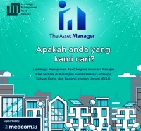 LMAN Gelar Kompetisi The Asset Manager