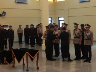 New National Police Spokesperson Inaugurated