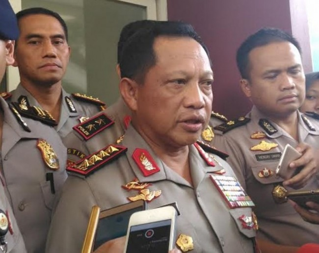 Brimob Should Stay Alert Ahead of Elections: Police Chief