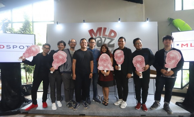 MLD Jazz Project Daur Ulang Lagu The Groove dan Chrisye di Album Pertama