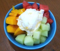 Resep Salad Segar Mix Yogurt