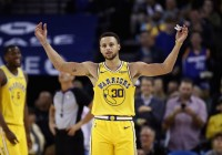 Stephen Curry Absen pada Lima Laga Warriors