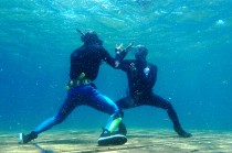 Seribu Pesilat Ikuti Silat <i>On The Sea</i> di Banyuwangi