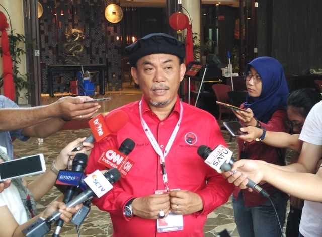 New Jakarta Deputy Governor Should Understand Budget Management: PDIP