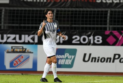 Kapten Filipina Phil Younghusband (Foto: @TheAzkalsPH)