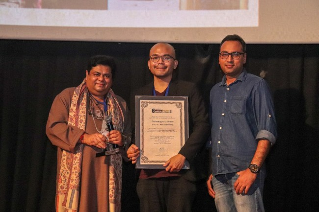 Film Eagle Awards Raih Penghargaan di India