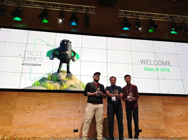 Gelar Indie Games Accelerator, Google Bawa Empat Developer Indonesia
