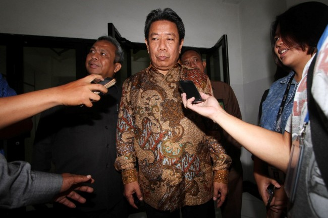 MA Suspends 2 South Jakarta Court Judges