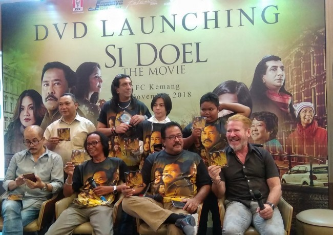 Si Doel The Movie Dirilis dalam Bentuk DVD