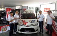 Daihatsu Dress-Up Challenge and Slalom Time Battle 2018 Masuki Babak Final