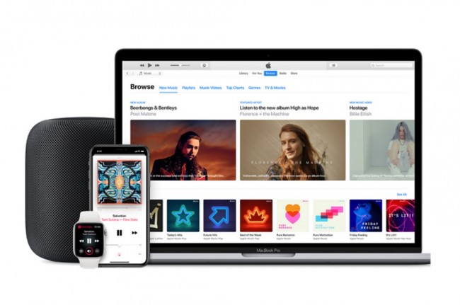 Apple Music Beta Mulai Dukung Tablet Android
