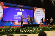 Kementan Raih TOP IT Implementation on Ministry 2018