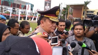 Police to Take Firm Action against Armed Criminal Group
