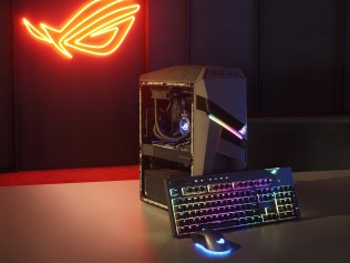 ASUS Bawa Dua PC Gaming ROG ke Indonesia
