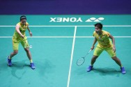 Greysia/Apriyani Deg-degan Debut di World Tour Finals