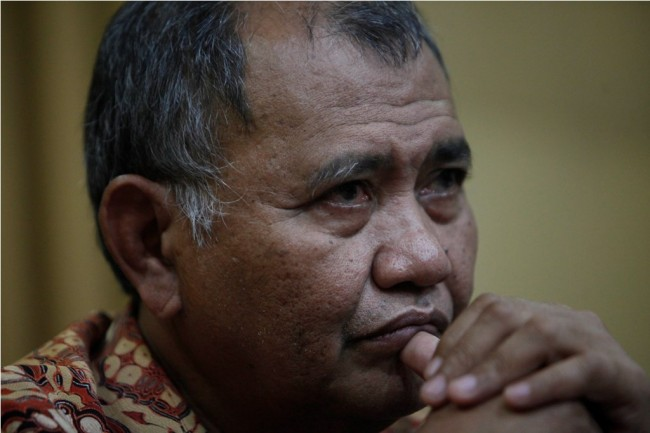 KPK Conducts Sting Operation in Cianjur