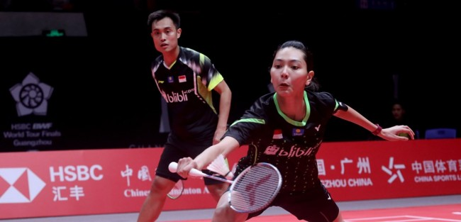 TVRI Bakal Siarkan Pertandingan World Tour Finals 2018