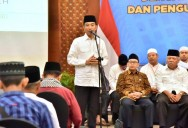 Jokowi Meets Aceh Clerics, Discusses Islamic Boarding Schools Law