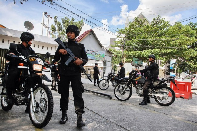 Police to Guard 48798 Churches during Christmas