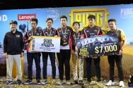 Indonesia Ikut PUBG Asia Invitational 2019