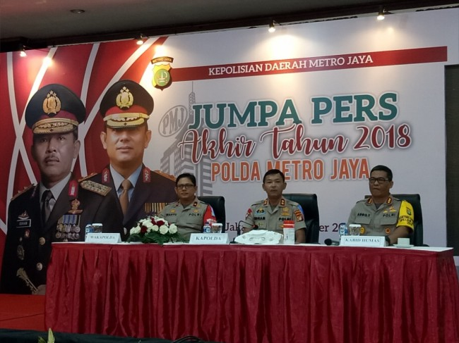 20000 Security Personnel to Guard New Year's Eve Celebration in Jakarta
