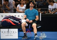 Andy Murray Terhempas dari Babak Kedua Brisbane International
