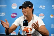 Cedera Paha, Rafael Nadal Mundur dari Brisbane International