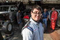 Lucas Barron, Pereli <i>Down Syndrome</i> Pertama di Dakar Rally
