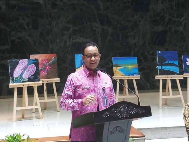 Anies Says New Jakarta Deputy Governor Should be Loyal to Him