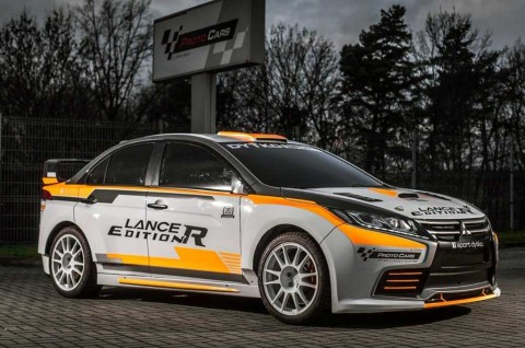 Modifikasi Dytko Sport's Lancer Edition R. Carscoops