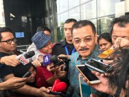 Former Home Minister Summoned as Witness by KPK