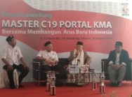Ma'ruf Unveils Campaign Office in Menteng