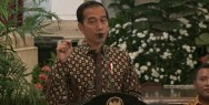 Jokowi Instructs Police to Investigate Bomb Threats in KPK Leaders'  Homes