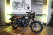 Kawasaki Optimis, W175 Cafe Bakal Laris Manis?