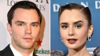 Nicholas Hoult Adu Peran dengan Lily Collins di Film Biopik Kreator The Lord of the Rings