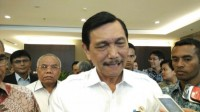 Minister Luhut Praises Divers Who Found Lion Air's CVR