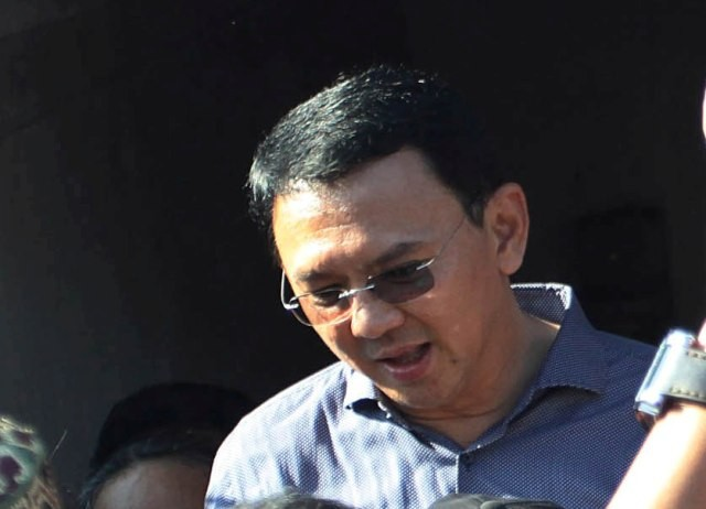Ahok Released from Prison