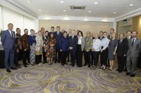 Jokowi's Campaign Team Meet with 21 European Ambassadors