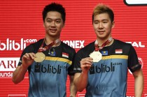 The Minions Pertahankan Gelar Indonesia Masters