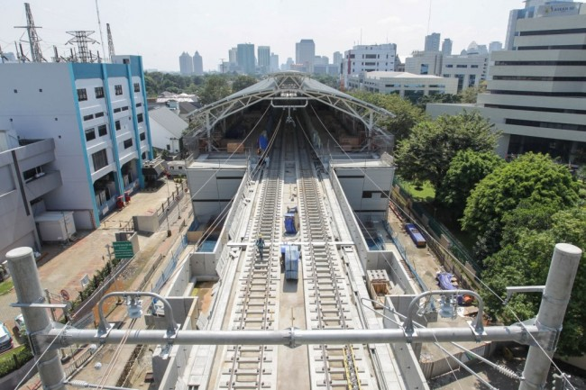Jakarta MRT Project Has Reached Final Stage: Operator
