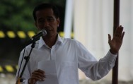 Jokowi Familiar with Second Debate Topics