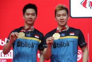 Pebulu Tangkis Top Ramaikan Djarum Superliga Badminton 2019