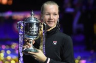 Kiki Bertens Juara St Petersburg Ladies