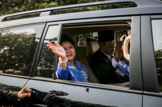 Ani Yudhoyono Diagnosed with Blood Cancer
