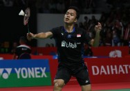 Kalah di Asian Games, Porsi Latihan Anthony Ginting Ditambah