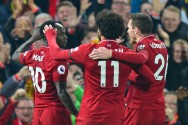 Liverpool Lumat Warford 5-0