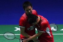 Hendra/Ahsan ke Final All England