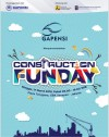 Peringati HUT ke-60, Gapensi Gelar Construction Fun Day